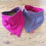 Bavoirs foulards